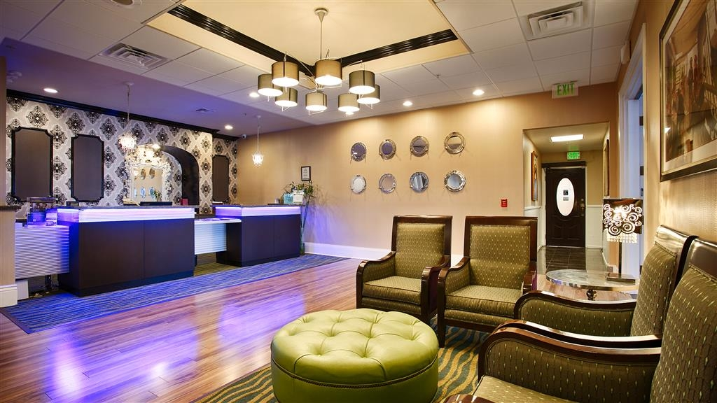 Best Western Plus San Pedro Hotel & Suites - Our friendly front desk staff is ready to ensure you have a fun-filled and memorable stay in San Pedro, California.