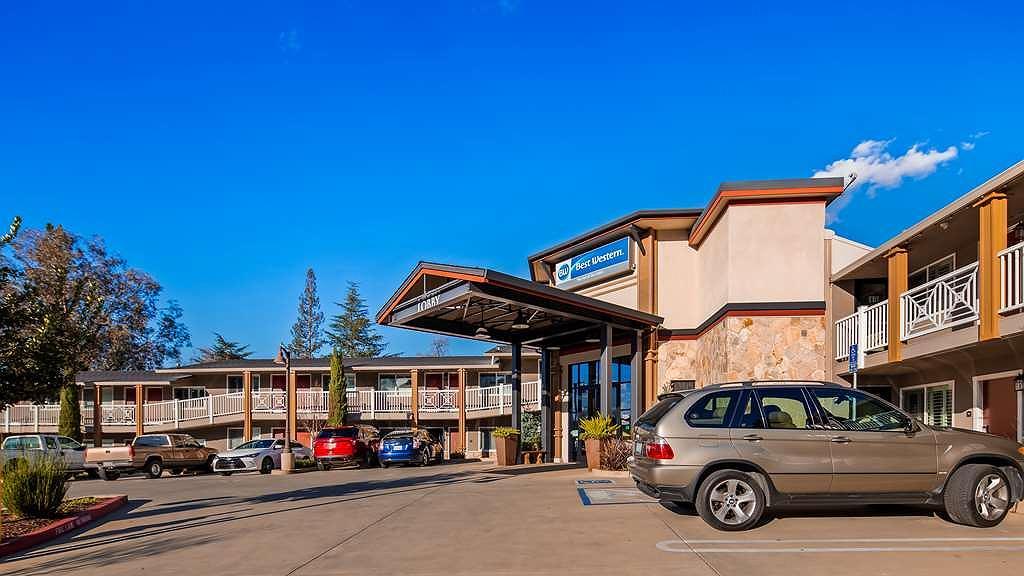 Best Western The Inn of Los Gatos - Area esterna