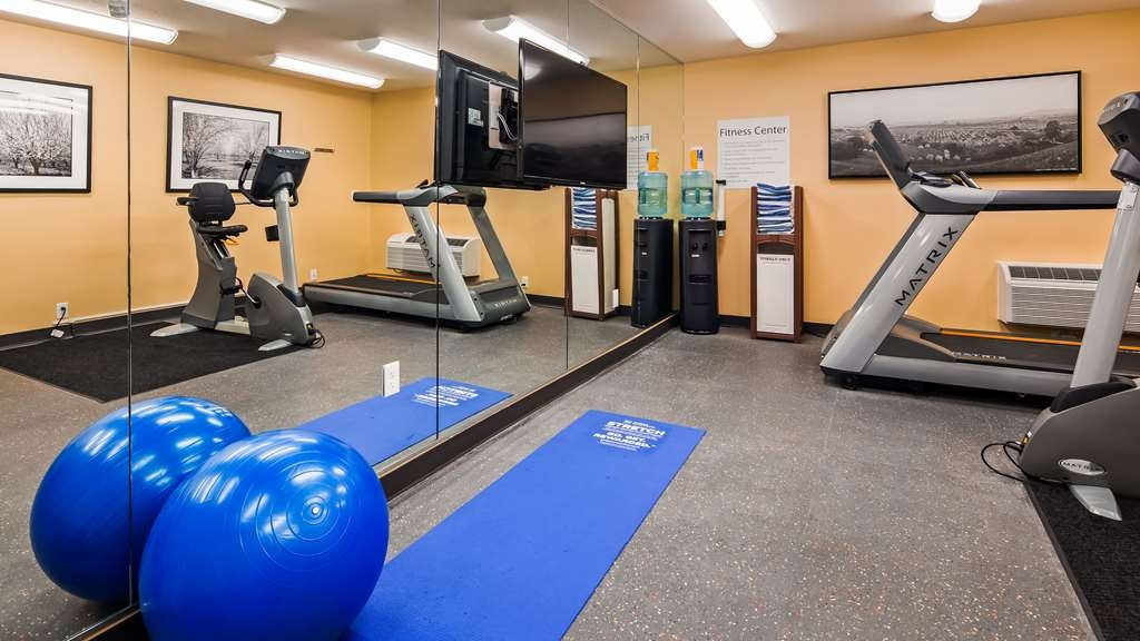 Best Western The Inn of Los Gatos - Club de remise en forme