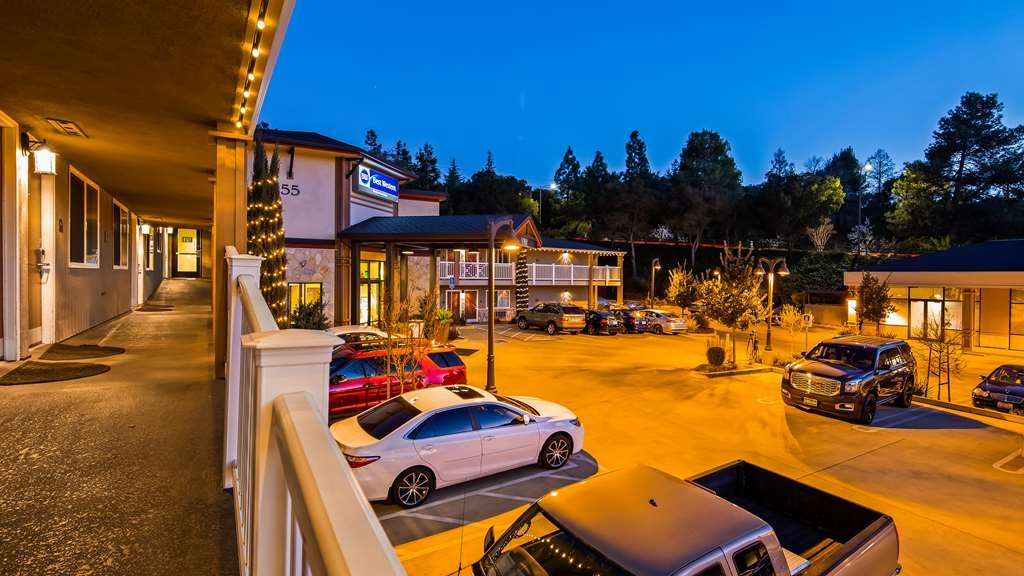 Best Western The Inn of Los Gatos - Exterior view