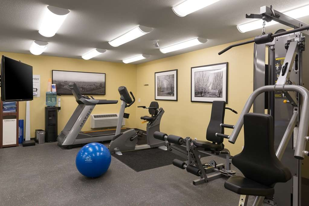 Best Western The Inn of Los Gatos - Kepe up with your workout routine in our Fitness Center