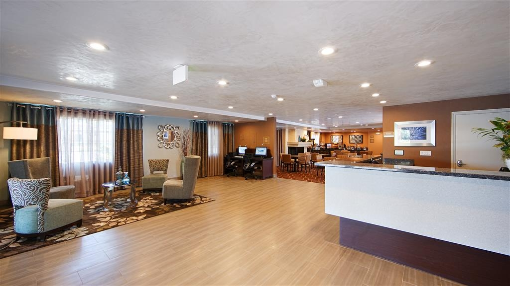 Best Western University Inn Santa Clara - Hall