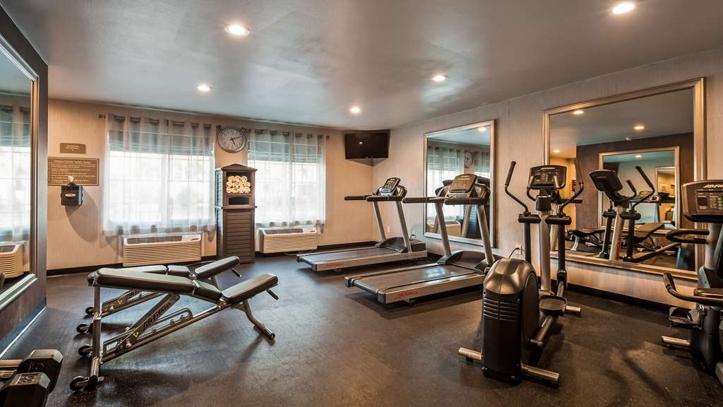 Best Western University Inn Santa Clara - Club de remise en forme