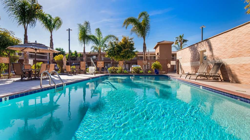Best Western University Inn Santa Clara - Piscina