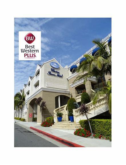 Hotel In Dana Point Best Western Plus Marina Shores Hotel