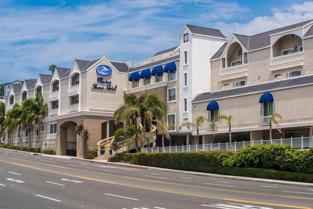 Best Western Plus Marina Shores Hotel - New Exterior Photo
