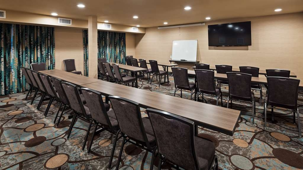 Best Western Plus Oceanside Palms - Sala de reuniones