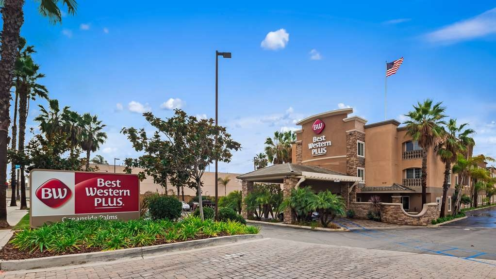 Best Western Plus Oceanside Palms - Vista Exterior