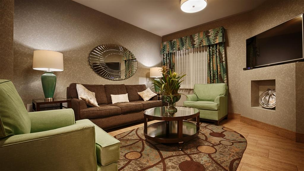 Best Western Plus Oceanside Palms - Hall