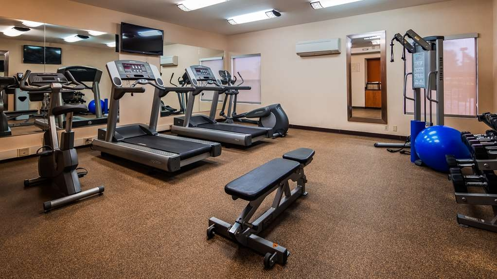 Best Western Plus Fresno Airport Hotel - Fitness Center