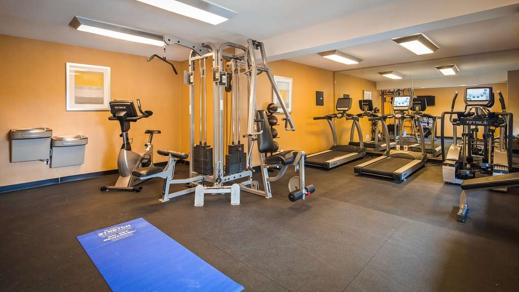 Best Western Plus Rancho Cordova Inn - Club de salud