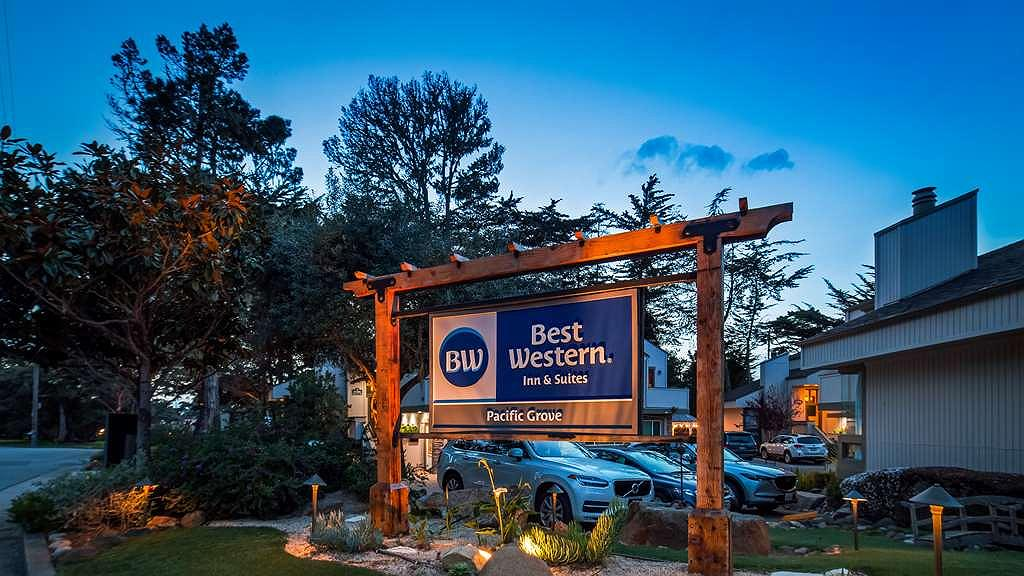 Best Western The Inn & Suites Pacific Grove - Vista exterior