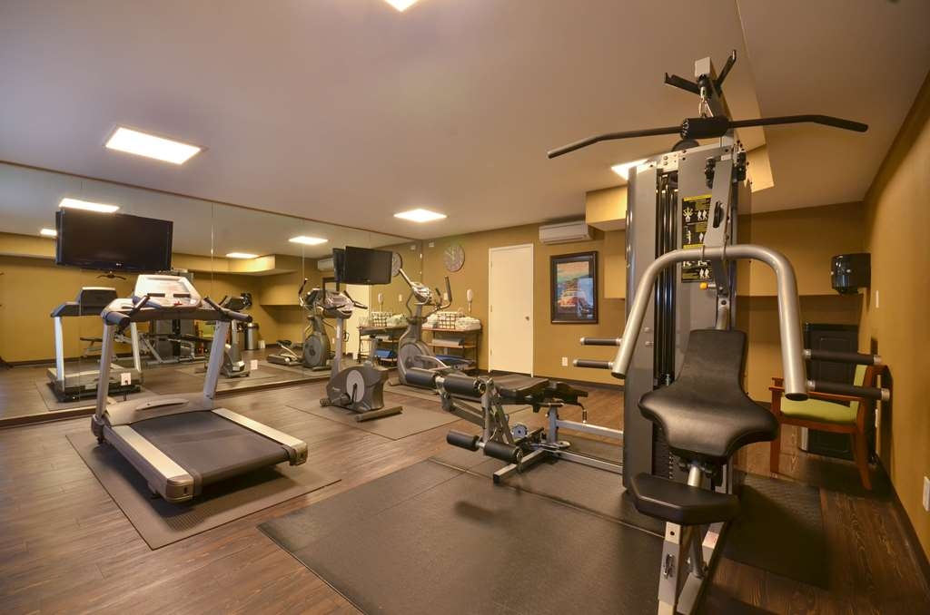 Best Western The Inn & Suites Pacific Grove - Sala fitness