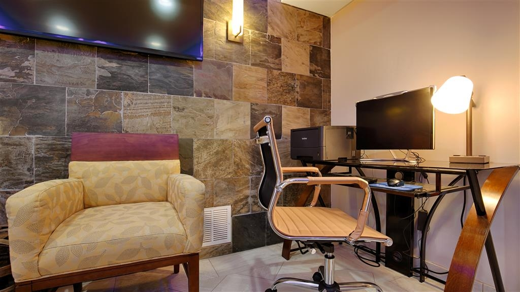2df18c2479d Best Western The Inn   Suites Pacific Grove - Our Business Center is  located in the