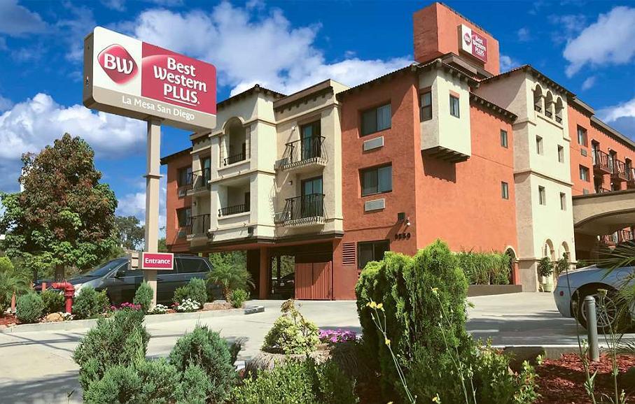 Best Western Plus La Mesa San Diego - Vista exterior