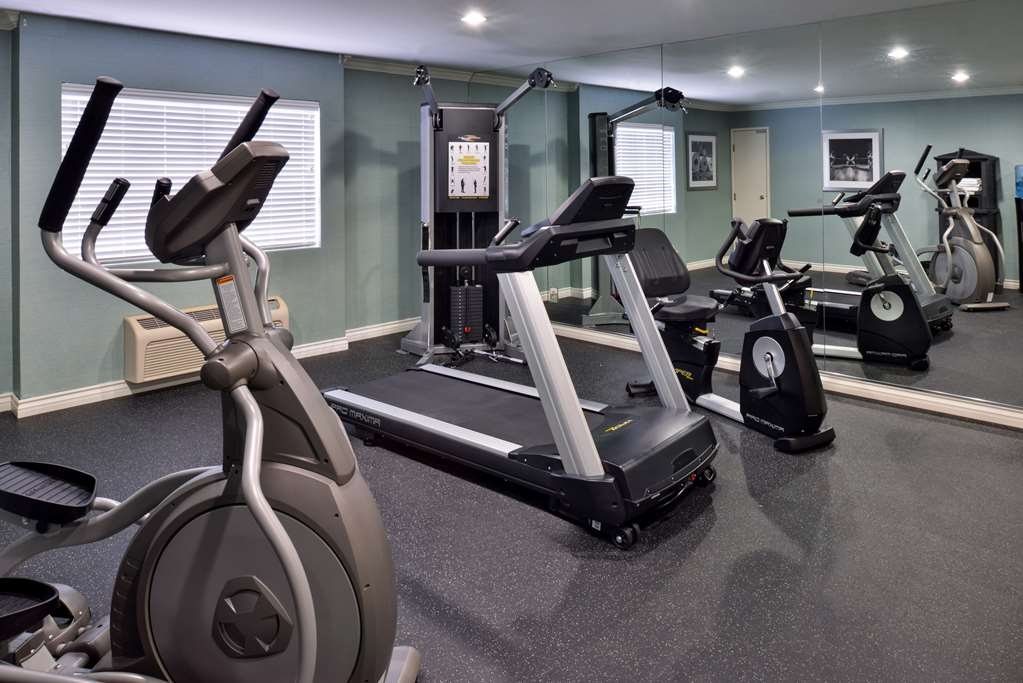 Best Western Plus La Mesa San Diego - Our fitness center is perfect for those looking to stay fit while on the go.