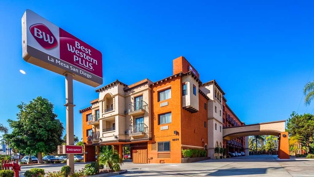Best Western Plus La Mesa San Diego - Facciata dell'albergo
