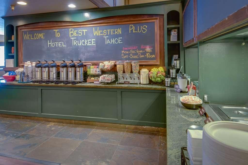 Best Western Plus Truckee-Tahoe Hotel - Restaurant / Etablissement gastronomique