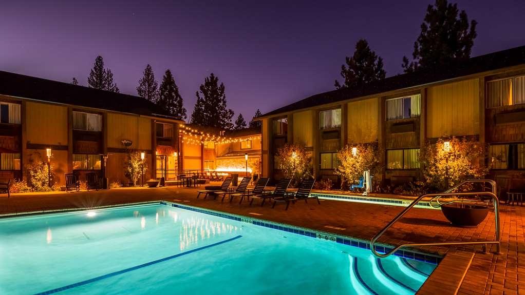 Best Western Plus Truckee-Tahoe Hotel - Vue de la piscine