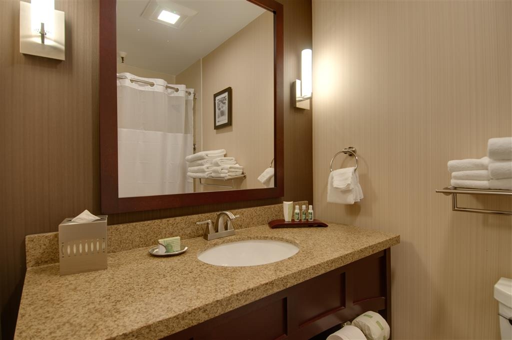 Best Western Plus Truckee-Tahoe Hotel - Salle de bains