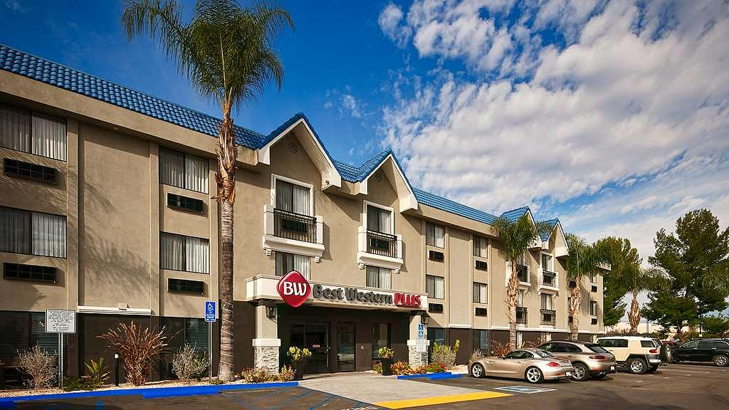 Best Western Plus Diamond Valley Inn - Vista exterior