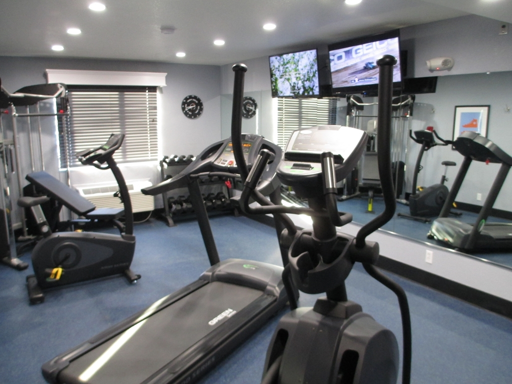 Best Western Plus Diamond Valley Inn - fitnessraum