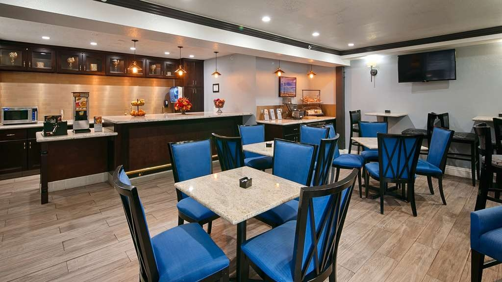 Best Western Plus Diamond Valley Inn - Restaurant / Gastronomie