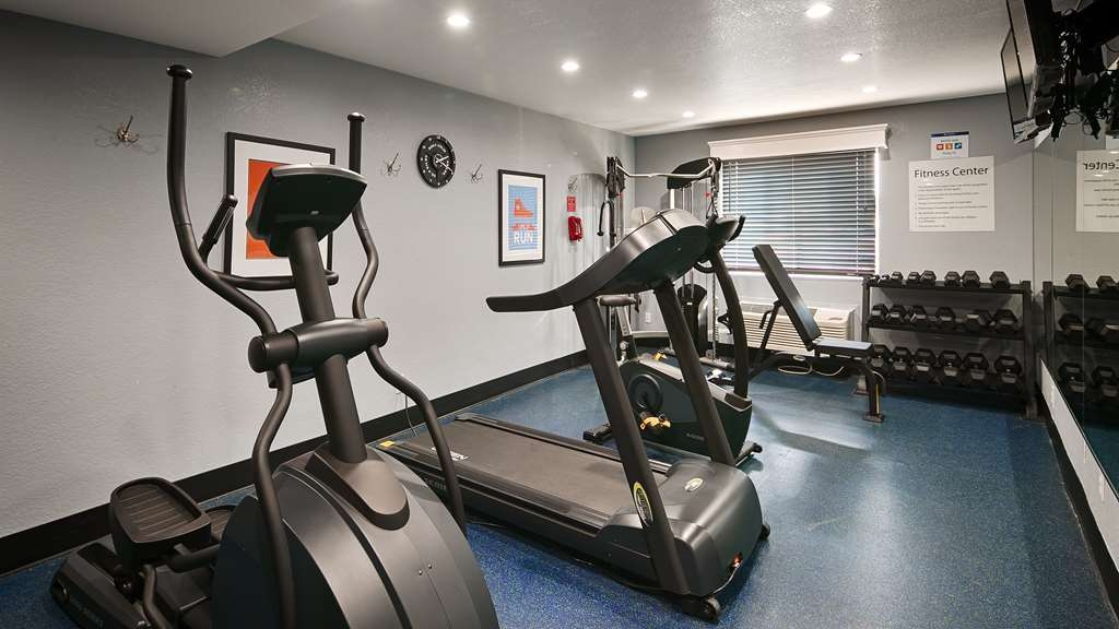 Best Western Plus Diamond Valley Inn - Fitnessstudio