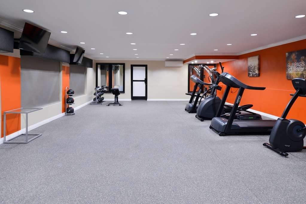 Best Western Plus LA Mid-Town Hotel - Fitness Center