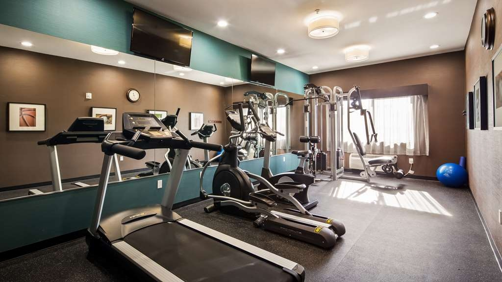 Best Western Plus Taft Inn - Sala fitness