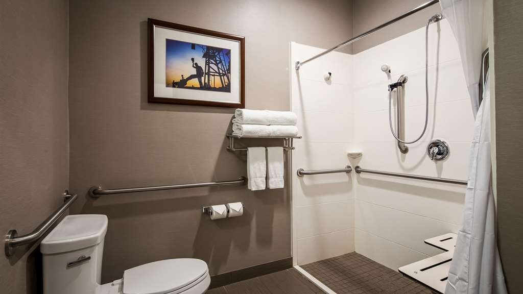 Best Western Plus Taft Inn - Bagno