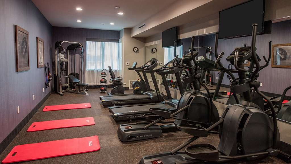 Best Western Plus Gardena Inn & Suites - Fitness Center
