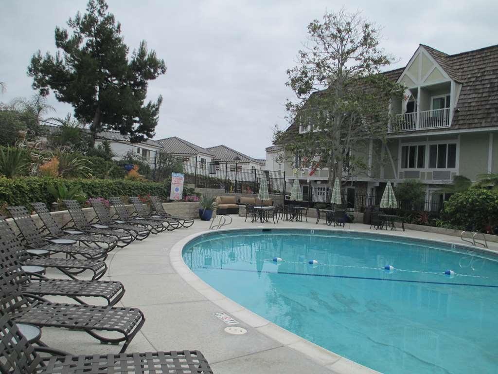 Best Western Premier Hotel Del Mar - Vista de la piscina