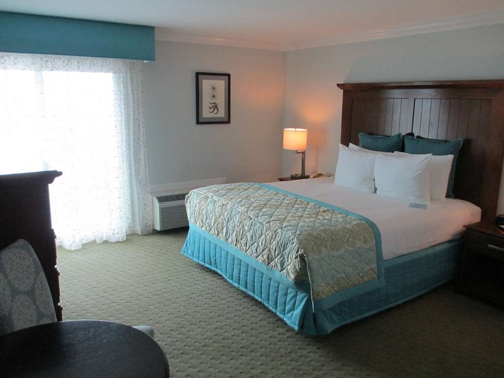Best Western Premier Hotel Del Mar - Habitaciones/Alojamientos
