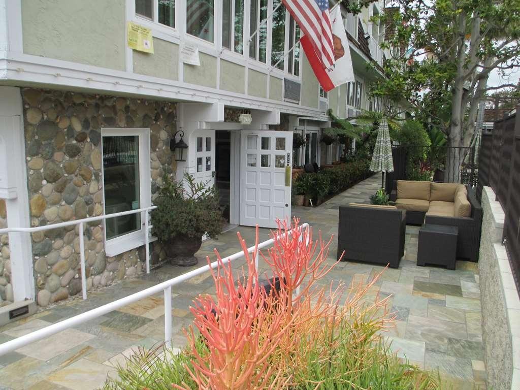 Best Western Premier Hotel Del Mar - Vista Exterior
