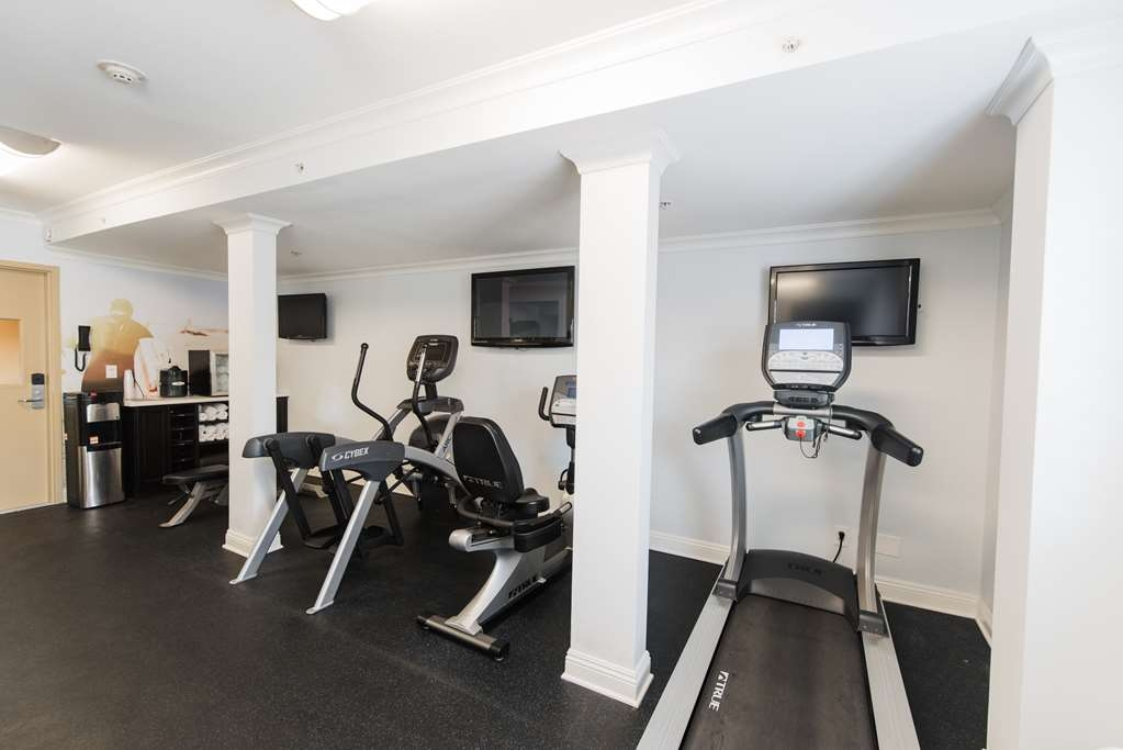 Best Western Plus Manhattan Beach Hotel - Fitnessstudio