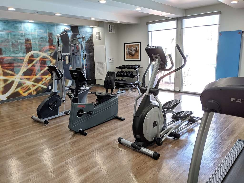 Best Western Plus Commerce Hotel - Fitness Center