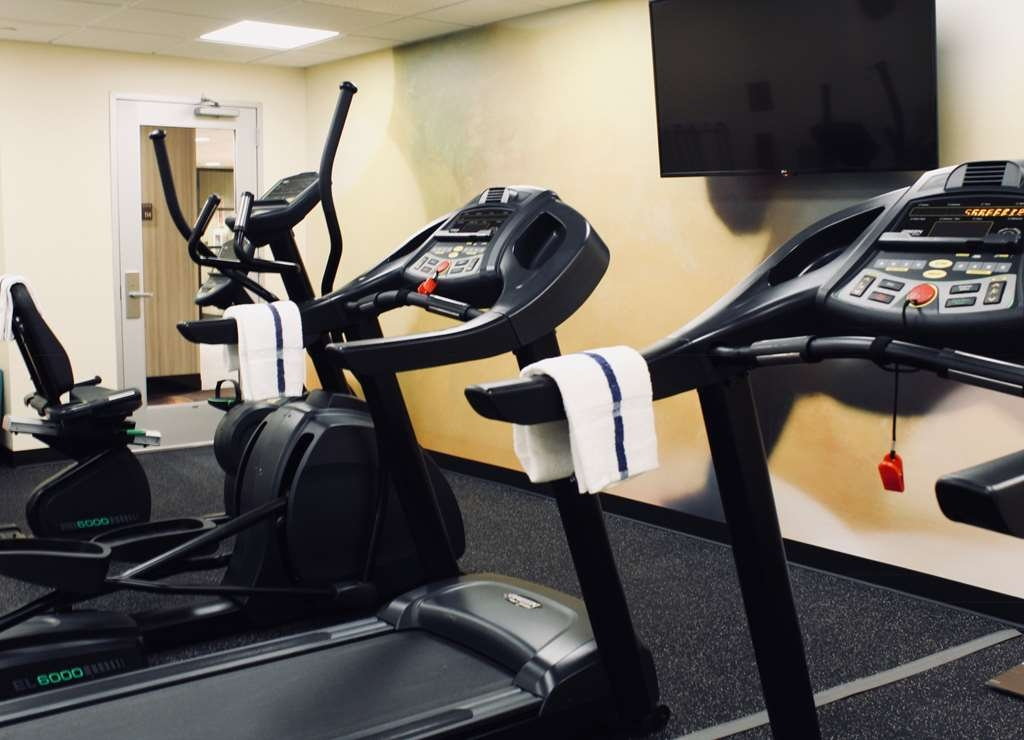 Best Western Plus Arrowhead Hotel - Fitnessstudio