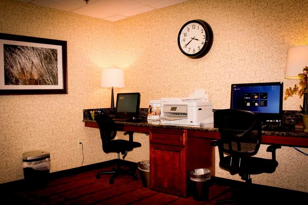Best Western Plus Arrowhead Hotel - centro de negocios-característica