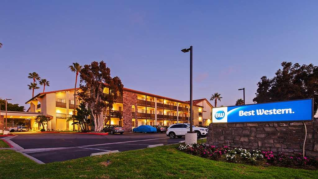 Best Western Carlsbad by the Sea - Vista exterior