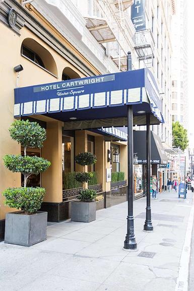 The Cartwright Hotel - Union Square, BW Premier Collection - Vista Exterior