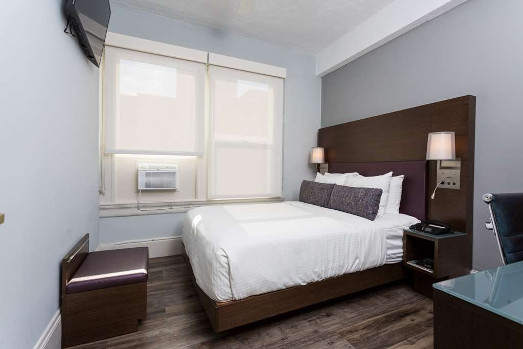 The Cartwright Hotel - Union Square, BW Premier Collection - Make yourself at home in our one single twin guest room.