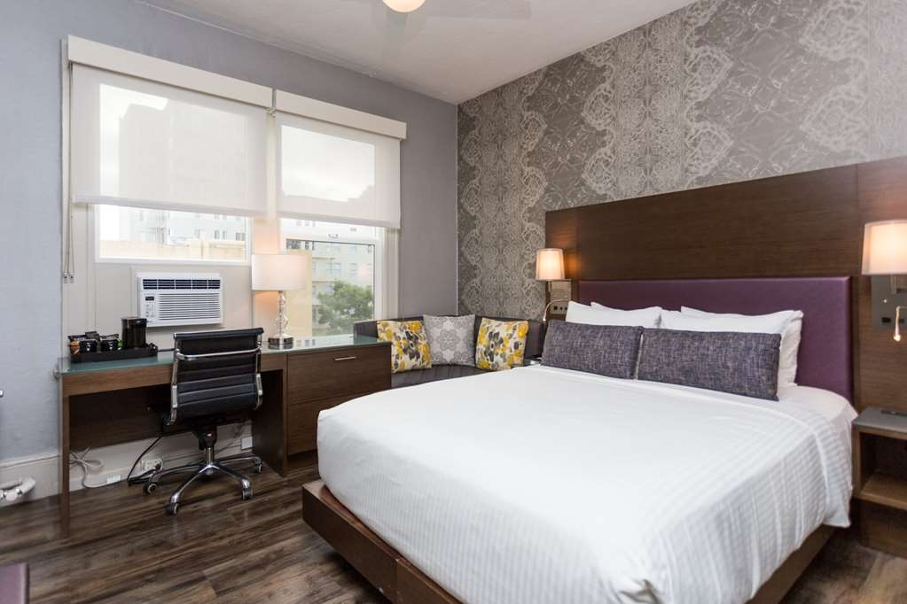 The Cartwright Hotel - Union Square, BW Premier Collection - One Queen Guest Room