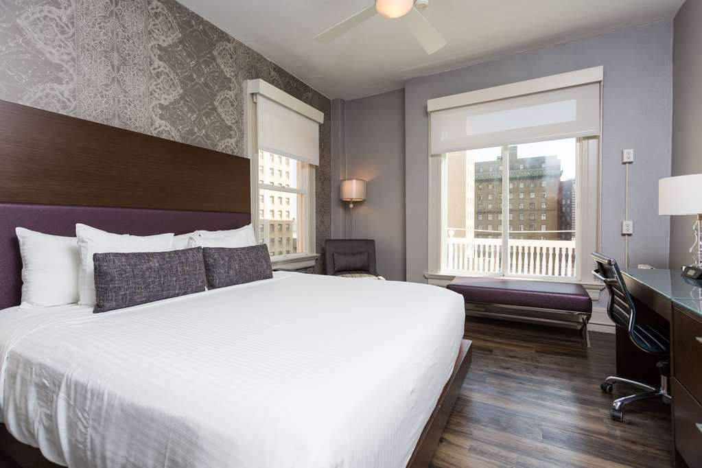 The Cartwright Hotel - Union Square, BW Premier Collection - Make yourself at home in our king guest room.