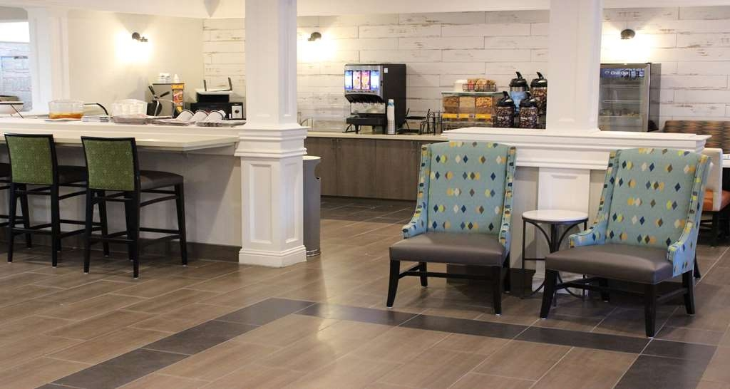 Best Western Paradise Hotel - Breakfast Area