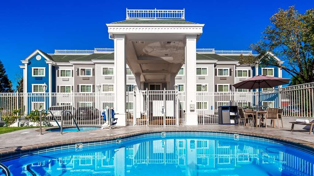 Best Western Paradise Hotel - Vista Exterior