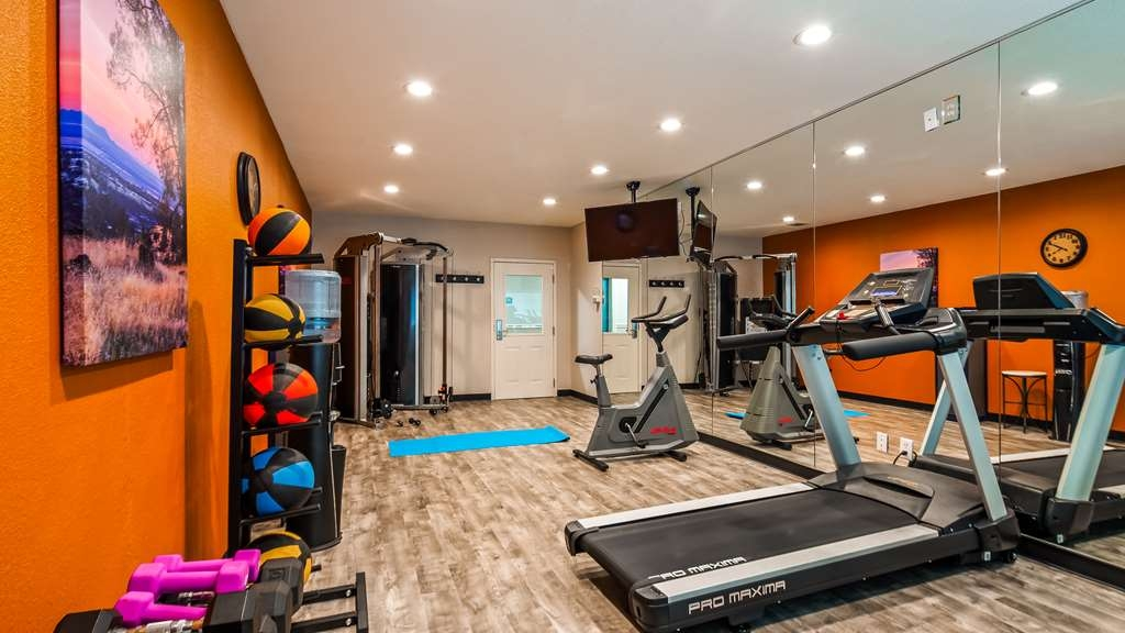 Best Western Paradise Hotel - Health club