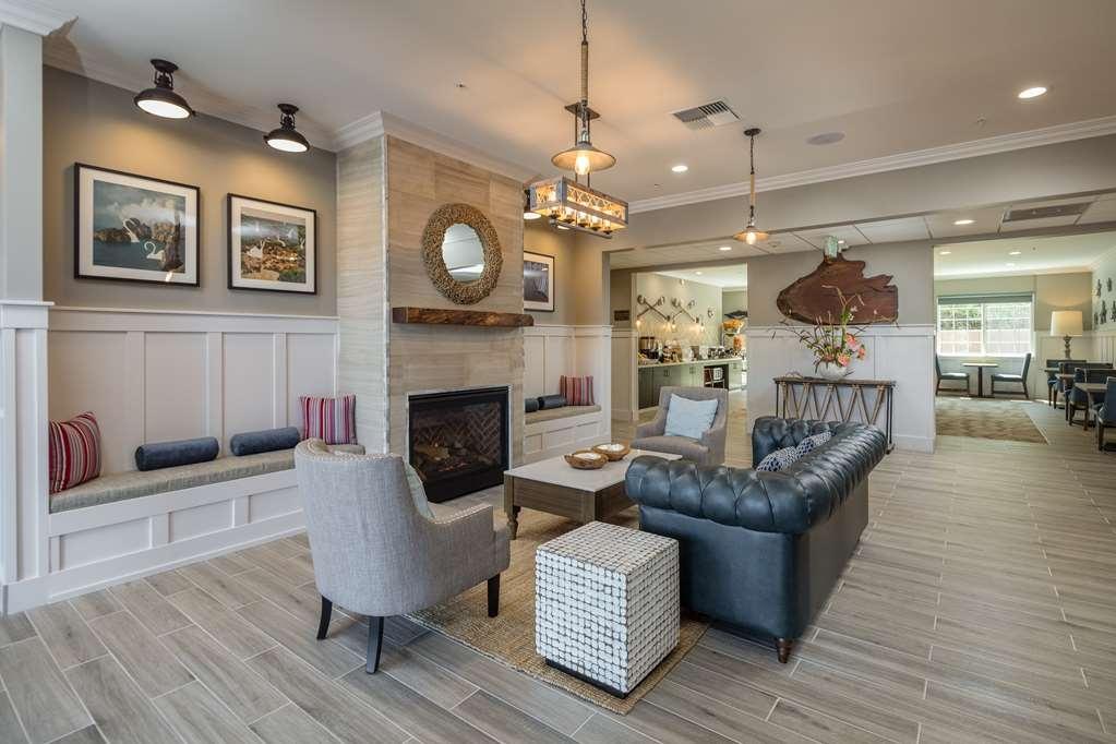 Best Western Plus Cameron's Inn - Vue du lobby