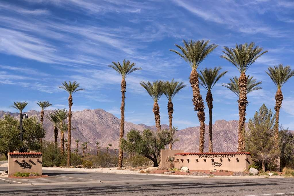 Borrego Springs Resort & Golf Club, BW Premier Collection - front-estero
