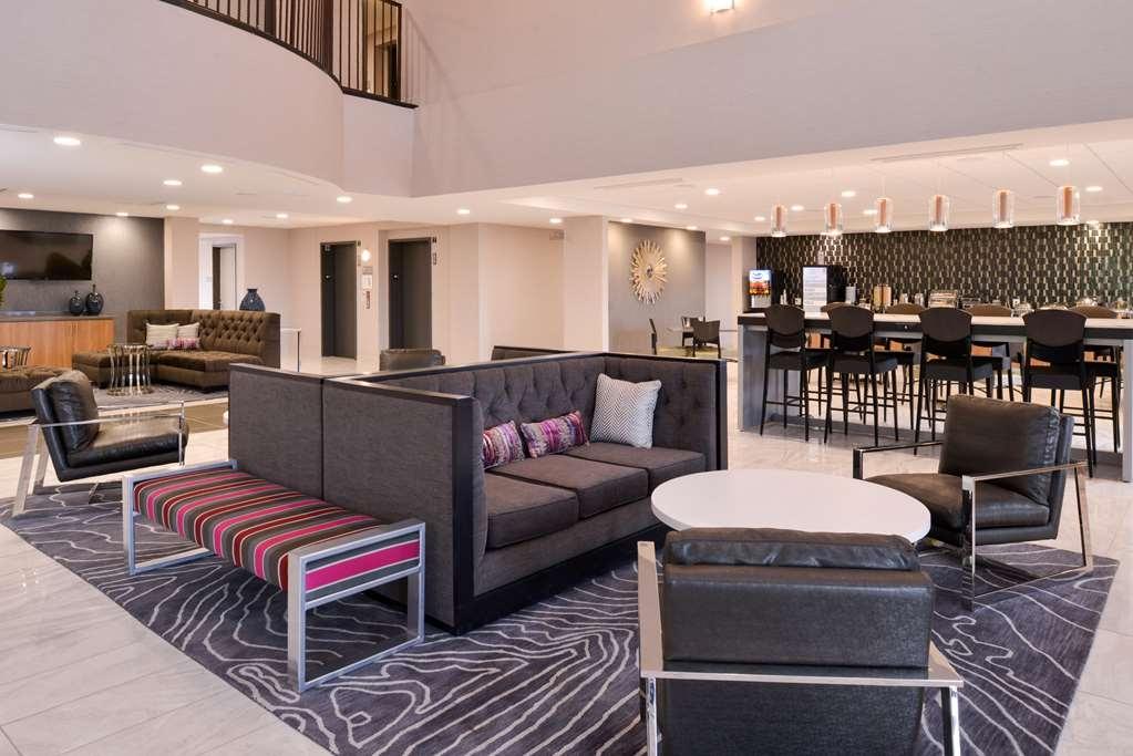 Best Western Plus Coalinga Inn - Lobbyansicht